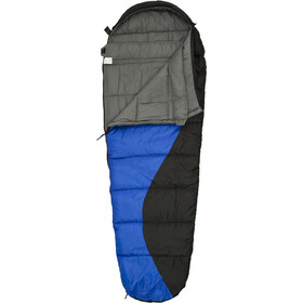 CAMPZ Desert Pro 300 Sleeping Bag blue/black